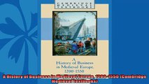 Read here A History of Business in Medieval Europe 12001550 Cambridge Medieval Textbooks