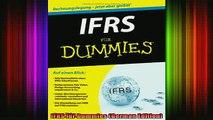 READ book  IFRS für Dummies German Edition Full Free