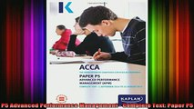 READ FREE FULL EBOOK DOWNLOAD  P5 Advanced Performance Management  Complete Text Paper P5 Full Free