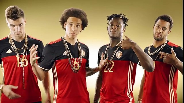 Belgium  First Never Follows -- adidas Football