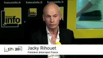"""Jacky Rihouet (Intersport) : """"Nous avons vendu 40 000 maillots de l'équipe de France"""""""