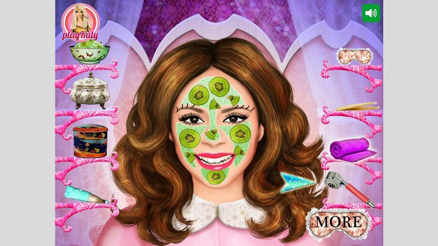 Beautifull Pretty Princess Violeta Makeover, Full HD 1080p