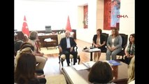Kılıçdaroğlu, CHP Kadın Kolları Genel Başkanı Fatma Köse ve Myk Üyeleriyle Görüştü