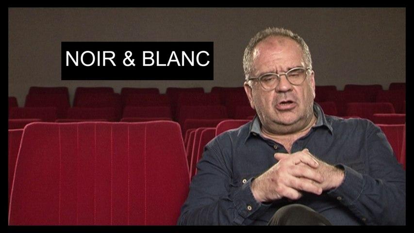 Laurent Delmas présente Le noir & Blanc au cinéma