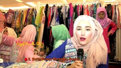 Lima Momen Spesial Adelia dan Pasha di Bulan Ramadan