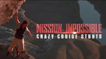 How Tom Cruise s Mission Impossible Stunts Got Crazier and Crazier