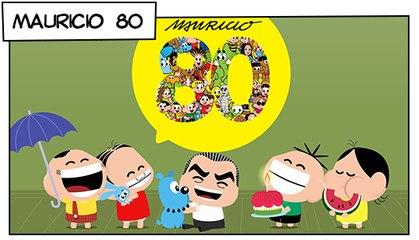 Muricio 80 (T03E26) | Mônica Toy