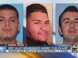 Police warn community over recent homicides