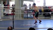 AKIRA 2012.3.20 小学5年生シャドーボクシング