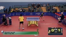 2016 Australian Open Highlights: Zaki Zenaidee vs Feng Yi-Hsin (Qual)