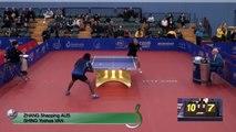 2016 Australian Open Highlights: Zhang Shaoping vs Yoshua Shing (Qual)