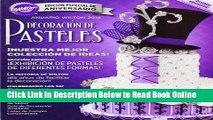 Read Decoracion de Pasteles (Spanish Edition)  Ebook Free