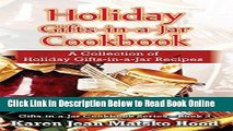 Read Holiday Gifts-in-a-Jar Cookbook: A Collection of Holiday Gifts-in-a-Jar Recipes