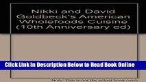 Read Nikki and David Goldbeck s American Wholefoods Cuisine (10th Anniversary ed)  Ebook Free