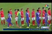 ฟุตบอลหญิงทีมชาติไทย ประเดิมสนามแพ้เจ้าภาพ ในเอเชี่ยนเกมส์ ครั้งที่ 17 ch7 15กย.57