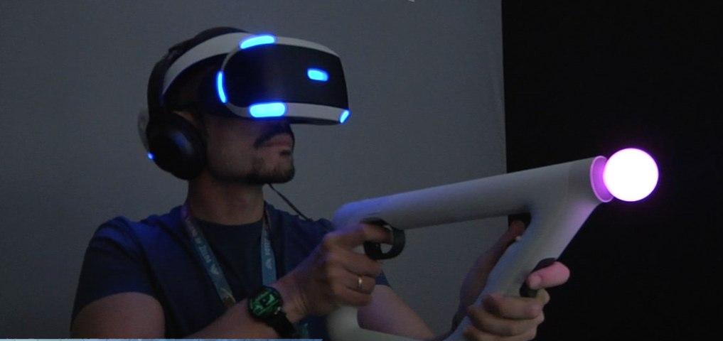 E3 2016 - Top 5 mejores juegos de realidad virtual