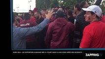 Euro 2016 : France-Albanie, Tensions entre les supporters français et albanais dans la fan zone de Paris (Vidéo)