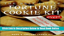 Download Fortune Cookies: The Best Little Fortune Cookie Kit Ever (Petites Plus(tm))  PDF Online