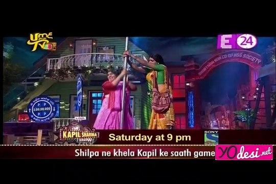 Kapil Ke Show Mein Shilpa - The Kapil Sharma Show 16th June 2016