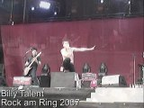 Billy Talent live at Rock am Ring 2007