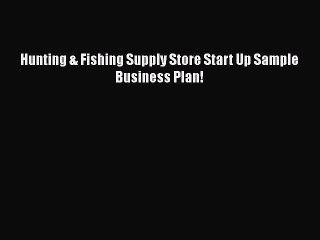 Outdoor Business Ideas