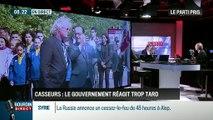 Le parti pris d'Hervé Gattegno: Casseurs: Le gouvernement réagit trop tard - 16/06