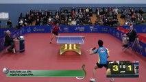 2016 Australian Open Highlights: Jun Mizutani vs Cedric Agathe (R64)