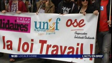 France 3 Loire - 15 juin 2016