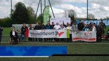 Journée rugby adapté rugby à 5 (C.D. de la Nièvre)