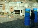 Emily Shooting IDPA - #2 - 1/22/11 (Glock 27) 11 Years Old