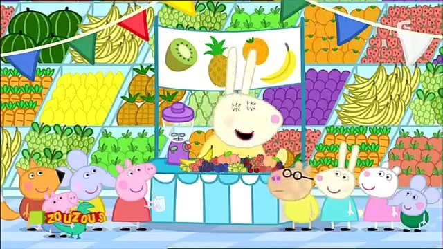 Peppa Pig - Les fruits