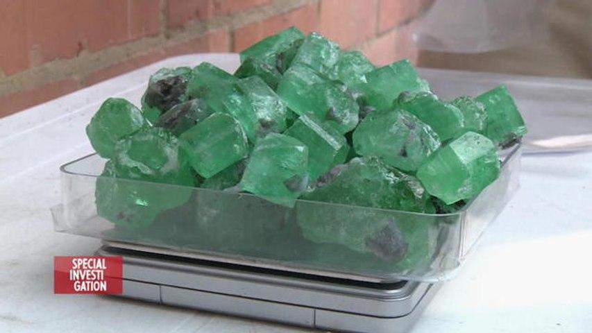 Emeraudes : A la poursuite du diamant vert - Spécial Investigation du 20/06 - CANAL+