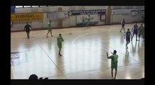 Savlovschi Cristian Handball CSM Satu Mare - Poli Izometal Timisoara (28-27)  March 2011