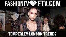 London Fashion Week Fall/Winter 2016-17 - Temperley London Trends   FTV.com