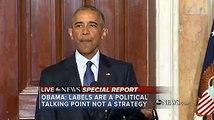Barack Obama Donald Trump dangerous | Obama: Donald Trump won't be president | Barack Obama vs Donald Trump