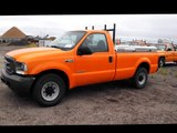 2003 Ford F250 Super Duty XL pickup truck for sale | sold at auction October 24, 2013
