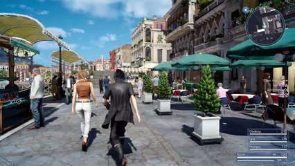 Altissia Walkthrough de Final Fantasy XV