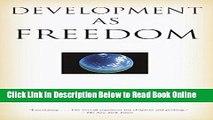 Download Development as Freedom  PDF Free