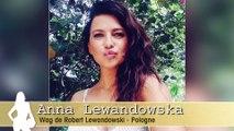 Euro 2016 : Allemagne-Pologne, Anna Lewandowska la wag ultra sexy de Robert Lewandowski (Vidéo)
