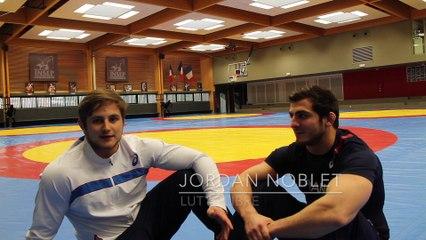Les chances de Zelimkhan et Cynthia pour les JO de Rio - part 1