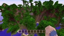 Minecraft: Xbox one-MAP SEED- jungle temple desert temple and village
