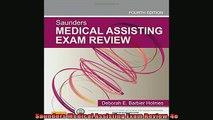 READ book  Saunders Medical Assisting Exam Review 4e  FREE BOOOK ONLINE