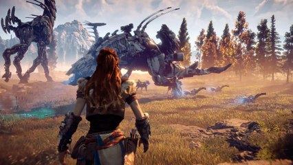 E3 2016 Guerrilla Games Meet The Watcher Trailer de Horizon Zero Dawn
