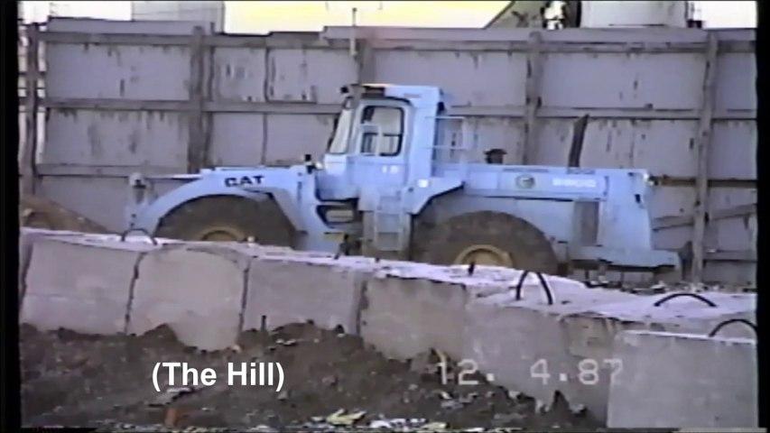 Dept. of Streets & Sanitation-Medill Transfer 1987