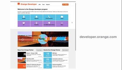 Tutoriel API SMS Orange Developer
