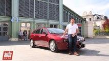 2006 Alfa Romeo 159 [ESSAI] : la reine du trèfle  (avis, entretien, cote, fiabilité)
