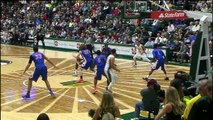 No. 24/24 Colorado State men's basketball highlights vs. Boise State - Dec. 31, 2014
