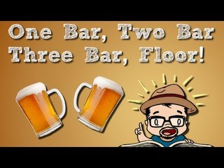 Bars in Los Angeles: One Bar, Two Bar, Three Bar, Floor! - [Out and About!]