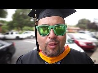 Masters Graduation Speech - NEW VLOG CHANNEL