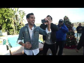 A day in the life of a YouTuber  (Featuring Supereeego, AlexXxstrecci, Daniel Fernandez, DeStorm)